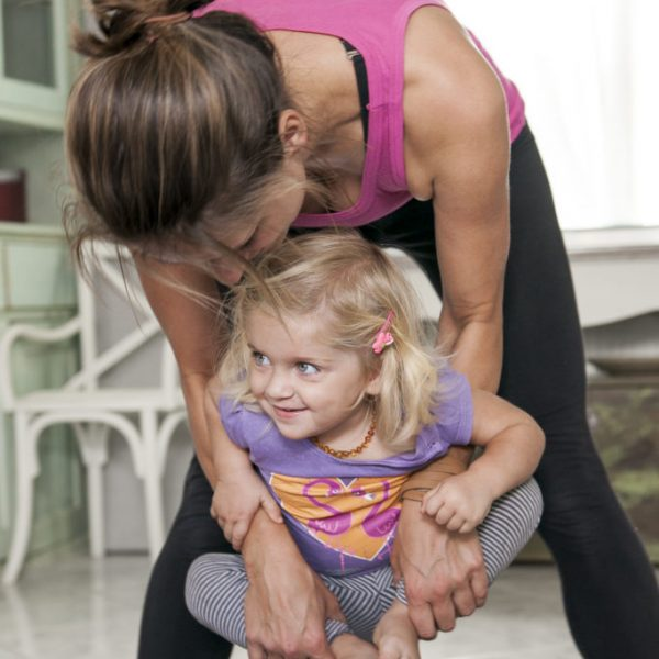 Toddler Yoga. Santorini Travel Tots love toddler yoga
