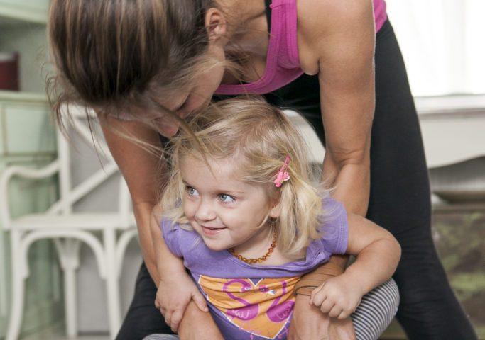 Toddler Yoga. Santorini Travel Tots love toddler yoga