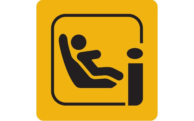 'i-size' is a new EU safety regulation for child car seats (ECE R129).